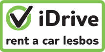iDrive rent a car Lesbos, car hire on Lesbos the easy way